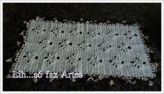 http://inovartartesanatosemeva.blogspot.com.br/  toalha de mesa em croche
