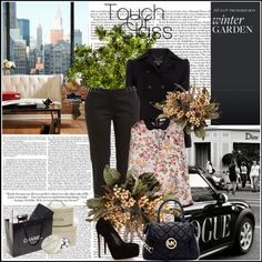 """""""Touch of Class"""" by yamyiy ❤ liked on Polyvore"""