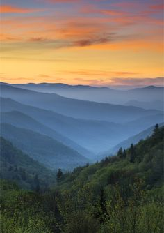 Great Smoky Mountains National Park, United States:
