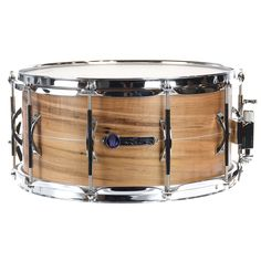Dynamicx 7 x 14 Ambrosia Maple Snare Drum w/ 2.3mm Hoops