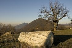 Dal M. Gemola, in inverno | Flickr - Photo Sharing! @Parco Regionale dei Colli Euganei - www.visitabanomontegrotto.com