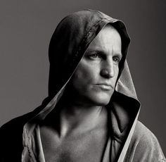 ♂ Black & white man portrait Woody Harrelson by Mario Testino Typecasts himself somewhat, but does a great job in the roles