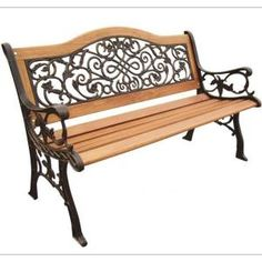 Marvelous Hampton Bay, Legacy Garden Aluminum Patio Bench, C526 62 At The Home Depot    Mobile | House | Pinterest | Patio Bench, Patios And Curb Appeal