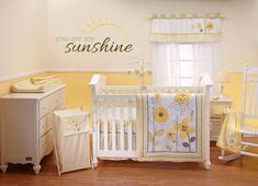 You Are My Sunshine - smiling sun vinyl wall decal Source link Baby Room Themes, Baby Girl Nursery Themes, Baby Room Decor, Baby Boy Nurseries, Nursery Room, Nursery Ideas, Bedroom Ideas, Nursery Wall Stickers, Vinyl Wall Decals
