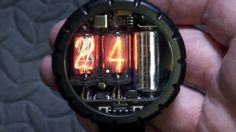 The Nixie Watch