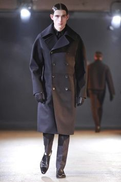 Qasimi Homme Fall Winter Menswear 2013 Paris