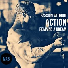 Passion Without Action Remains A Dream! Come get your fitness on at Powerhouse Gym in West Bloomfield, MI! Just call (248) 539-3370 or visit our website powerhousegym.com/welcome-west-bloomfield-powerhouse-i-41.html for more information!
