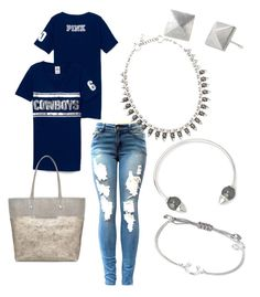 """""""Cowboys"""" by tiffany-volkerding on Polyvore featuring Stella & Dot"""