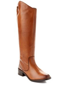 Seychelles Event Leather Riding Boot Brown