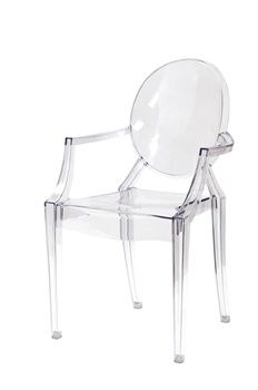 Ghost Chair (Philippe Starck)