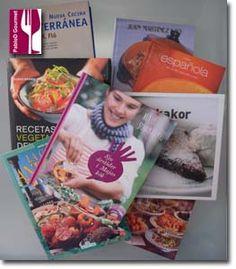 Los libros de cocina favoritos de las blogueras/os