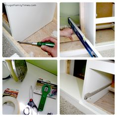Hervorragend How To Build A Custom Window Seat From 2 Ikea Malm Nightstands. This Simple  Tutorial