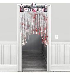 bloody hospital directory sign decoration halloween indoor decorations pinterest halloween stuff