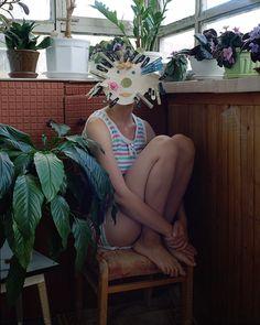 Alena Zhandarova - Puree with a taste of triangles