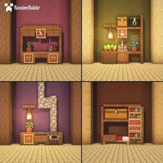 Minecraft Cottage, Cute Minecraft Houses, Minecraft House Tutorials, Minecraft Plans, Minecraft Room, Amazing Minecraft, Minecraft House Designs, Minecraft Blueprints, Minecraft Crafts
