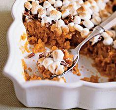 Best ever... Sweet Potato Casserole Recipe. Perfect Thanksgiving side dish recipe.