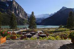 The Fairmont Cau Lake Louise Alberta Canada Luxury Hotel Vacation