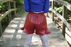 The Sage Shorts - Free Sewing Pattern - Mood Sewciety