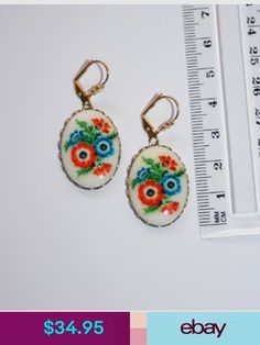 Earrings Jewellery & Watches
