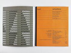 "visualkultur: "" Kurt Schwitters """