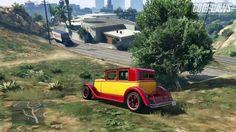 GTA V rare car