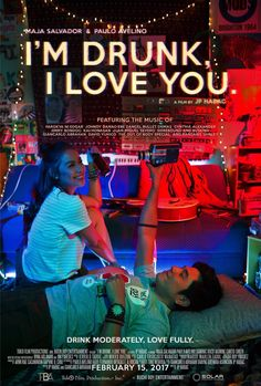 5 I'm Drunk, I Love You (2017): The hangover from this movie will linger for quite some time. #100MoviesIn2017