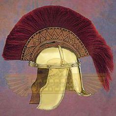 Cavalier Roman Helmet (Brass)
