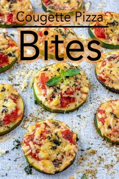 For those days when you want something lower in carbs, but you still have those pizza cravings - I give you these Courgette(Zucchini) Pizza Bites. They have all the delicious cheesyand tomatoey toppings of a pizza, but sat on top of little discs of courgette (zucchini), rather than dough.  #courgettepizza #pizza #zucchnipizza #pizzabite #vegetarian #pizzaalternative via @hhhdannii