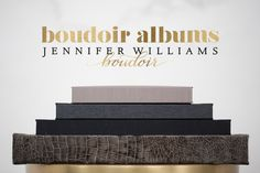 Boudoir Albums | Vancouver Boudoir Photography - Boudoir Photography and Luxury Portraiture for Women in Vancouver and Worldwide