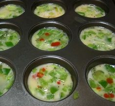 Healthy Egg Muffins #egglandsbest