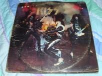 KISS ALIVE! Vinyl Double Record Free Shipping 1975