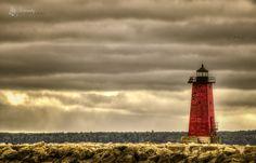Grunge Light House by Varman Fotographie on 500px