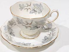 Royal Albert Silver Maple teacup