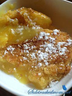 Warm Winter Lemon Cake
