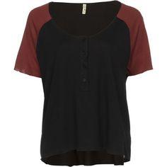 Brooklyn Raglan T-Shirt - Short-Sleeve - Women's