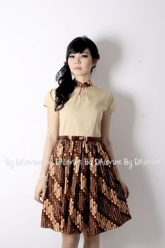 Batik Dress | qipao dress |Dewi Leres Dress | DhieVine | Redefine You