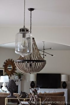 Choosing Lighting for Open Floor Plans