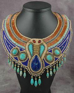 Cleopatra of Egypt by sedonaskye on Etsy, $1200.00
