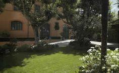 Giardino privato a Pietrasanta.