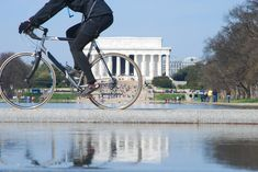 DC is known as a city of movers and shakers, but the action isn't limited to the political realm. In 2016, the capital city was named the #1 fittest American city by the the American College of Sports Medicine—for the third year in a row. It's easy to see why. Within minutes of the US Capitol, deciduous woods, rapids-filled rivers and pastoral countryside beckon.
