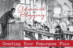 Advanced Blogging: Creating Your Repurpose Plan | Lacy Boggs: The Content Direction Agency