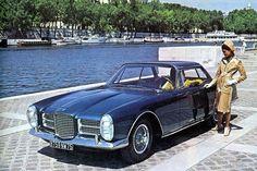 Facel Vega 1961 Pick up. Kerb crawling with class Retro Cars, Vintage Cars, My Dream Car, Dream Cars, Classic Car Magazine, Vegas, Car Buying Guide, Classy Cars, France
