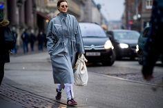 Streetstyle на Неделе моды в Копенгагене | Мода | STREETSTYLE | VOGUE