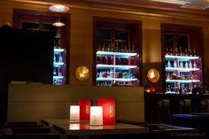 Bar B21 at Sorell Hotel Zurichberg #Zurich #Switzerland #Designhotel #bar