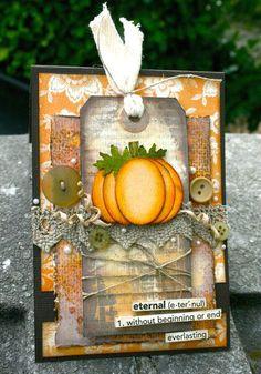 carte pumpkin Carole