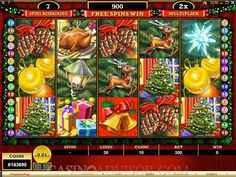 Deck the Halls is a fantastic Christmas Slot Game offering huge cash jackpots - play now at LuckyWinSlots.com.