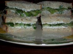 Cucumber & Watercres