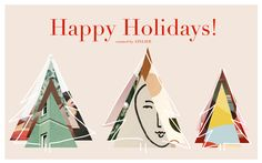 Happy Holidays by Angie Palmai
