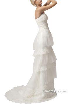 http://www.ikmdresses.com/Women-Off-the-Shoulder-Lace-Applique-Wedding-Dress-Floor-Length-Ruffles-Long-Evening-Prom-Dresses-p88745