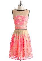 57147 - Vivid Dreamer Dress